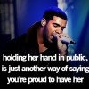 Drake Love Quotes from Song