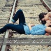 love quotes pictures : kiss me